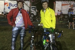 Early start for the 2015 Rio Tinto Ride to Conquer Cancer