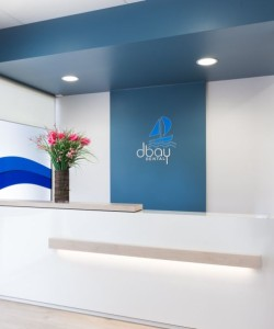 Photo of Dbay Dental reception area.
